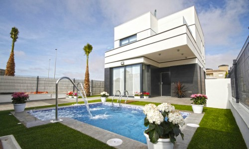New houses High Tech  close to Torrevieja, Rojales