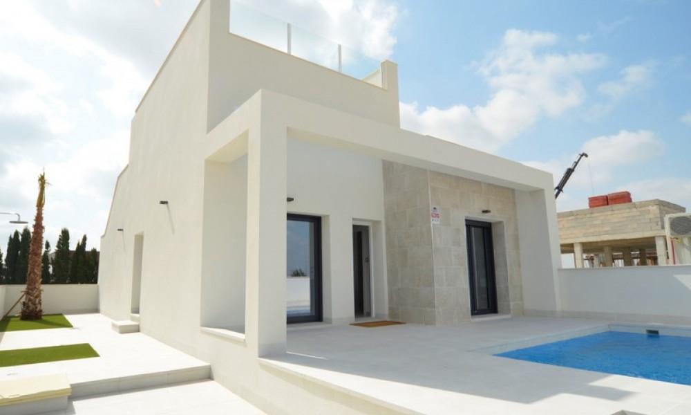 Nuevos bungalow en Benijofar desde 187.000€