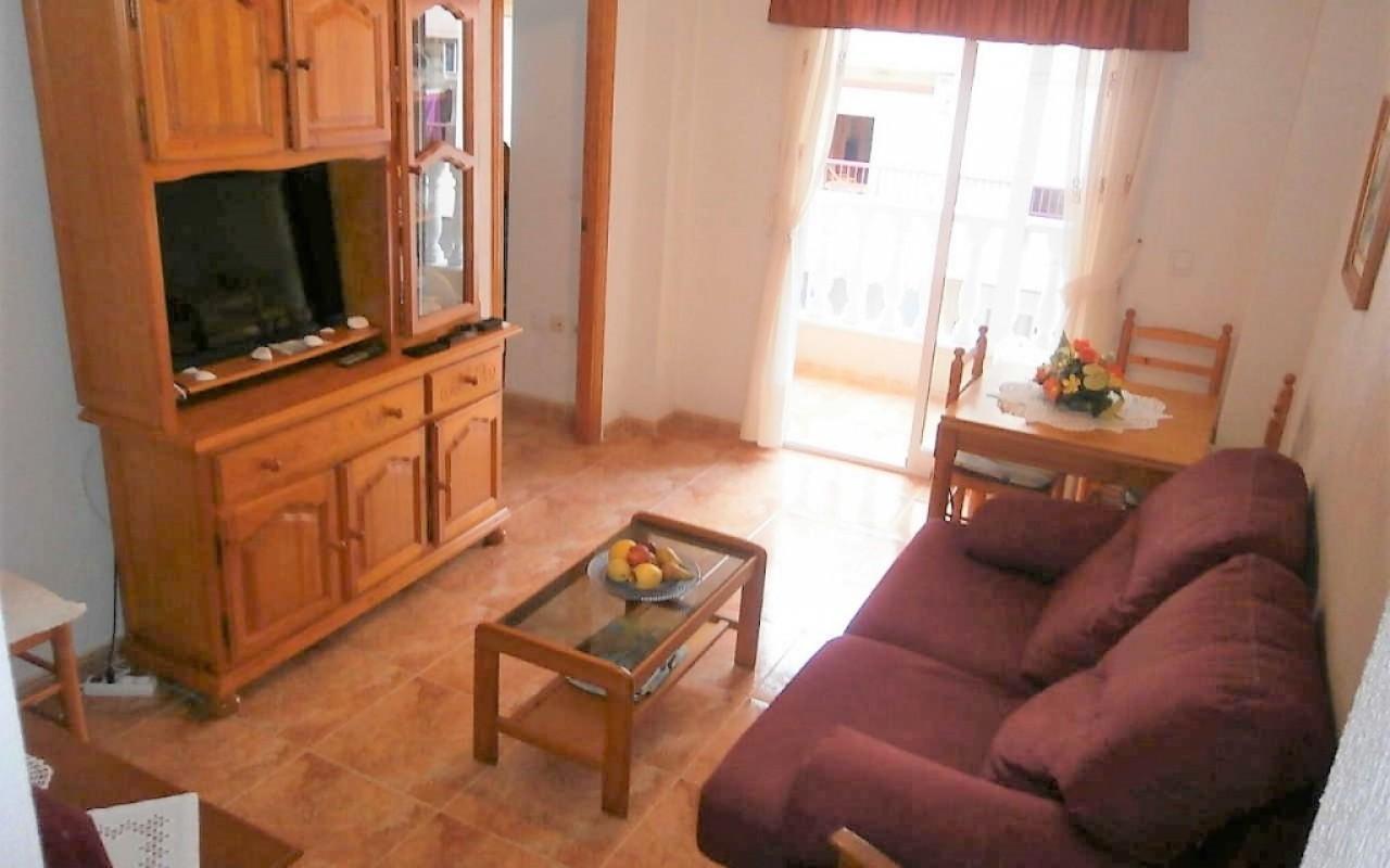3х комнатная Квартира в 500 м отпляжа в Торревьехе за 72.000 евро