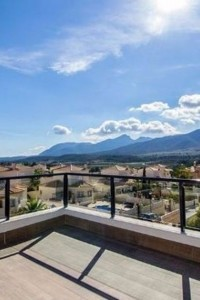 Villas de Obra Nueva en Castalla