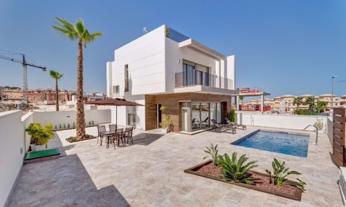 New Villas in Mirador San Miguel de Salinas from 286.000€