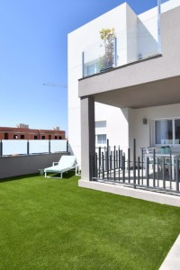 Sol Park Bungalow New Building in Torreviea Costa Blanca