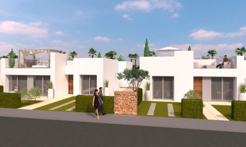 New Build in Pilar de la horadada from 159.900 euro