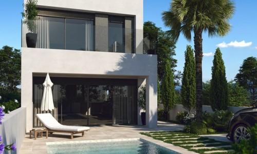 Villa El Mirador  Lo Romero Golf Resort & Las Terrazas de la Torre from 259,900€ to 389,000€