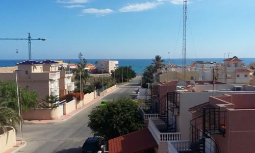 Две 2х комнатные квартиры в Торревьехе Лос Фруталес  с видом на море!