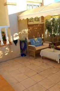 Bungalow con jardin en Aguas Nuevas Torrevieja
