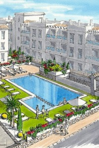 New Apartment in Torrevieja from 99.900 euro