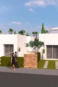New, Modern Villa in lo Romero Golf from 199.000€
