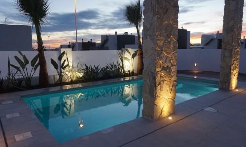 new  lux villa in Torre del Moro la mata Torrevieja per 650000 euro