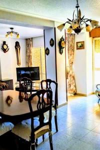 Apartamento  en Torrevieja 3 dormitorios Playa del cura con piscina 130.000€