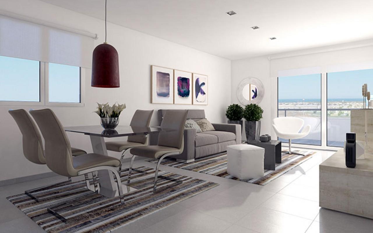 Снять апартаменты на коста бланка недвижимость