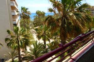 Appartement a Palmeral 3ch  acote de la plage  .