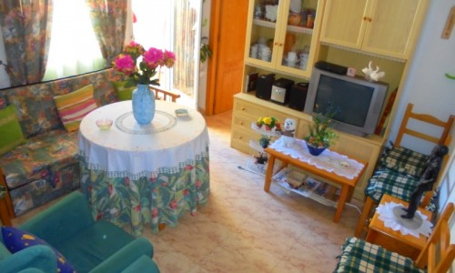 Studio with pool   and 1 bedroom near the center of Torrevieja