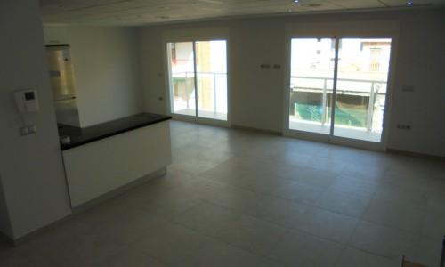 Большие новые квартиры 130м2  в Торревьехе Район Пляж Дель кура