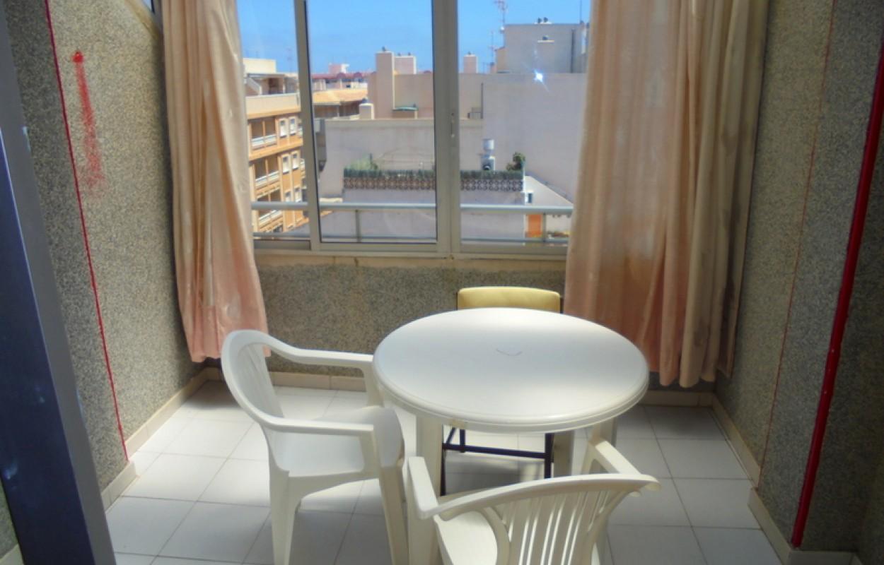 2х комнатный Пентхаус в Торревьехе в 500м от пляжа с гаражом