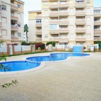 Appartement à Torrevieja 2ch avec piscine à côté de la plage
