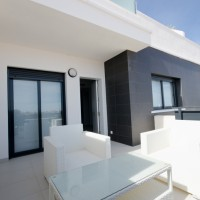 Nouvelle construction Duplex style high-tech acote de Golf Campoamor