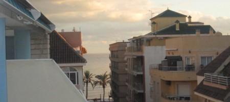Apartamento en la playa del Cura 3 dorm