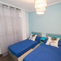 Appartement a Torrevieja (Plage del cura)