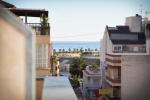 De luxe appartements 3 ch dernier étage à Torrevieja  à côté de la mer