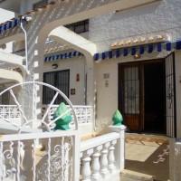 Bungalow avec jardin privé 2 ch  à Torrevieja Acequion