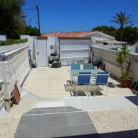 Bungalow a Torrevieja Los Angeles avec jardin a cote de la plage
