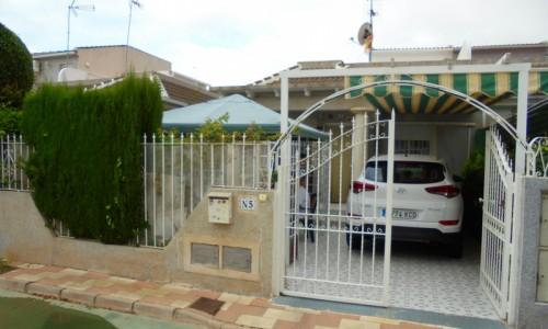 Бунгало в отличном состоянии с 3мя спальнями в районе эль Чапараль