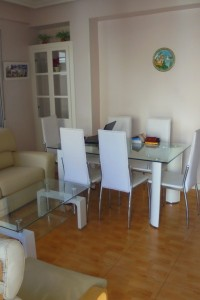 Apartment in Torrevieja 3 bad, 1 bath+1 toilet near from the beach