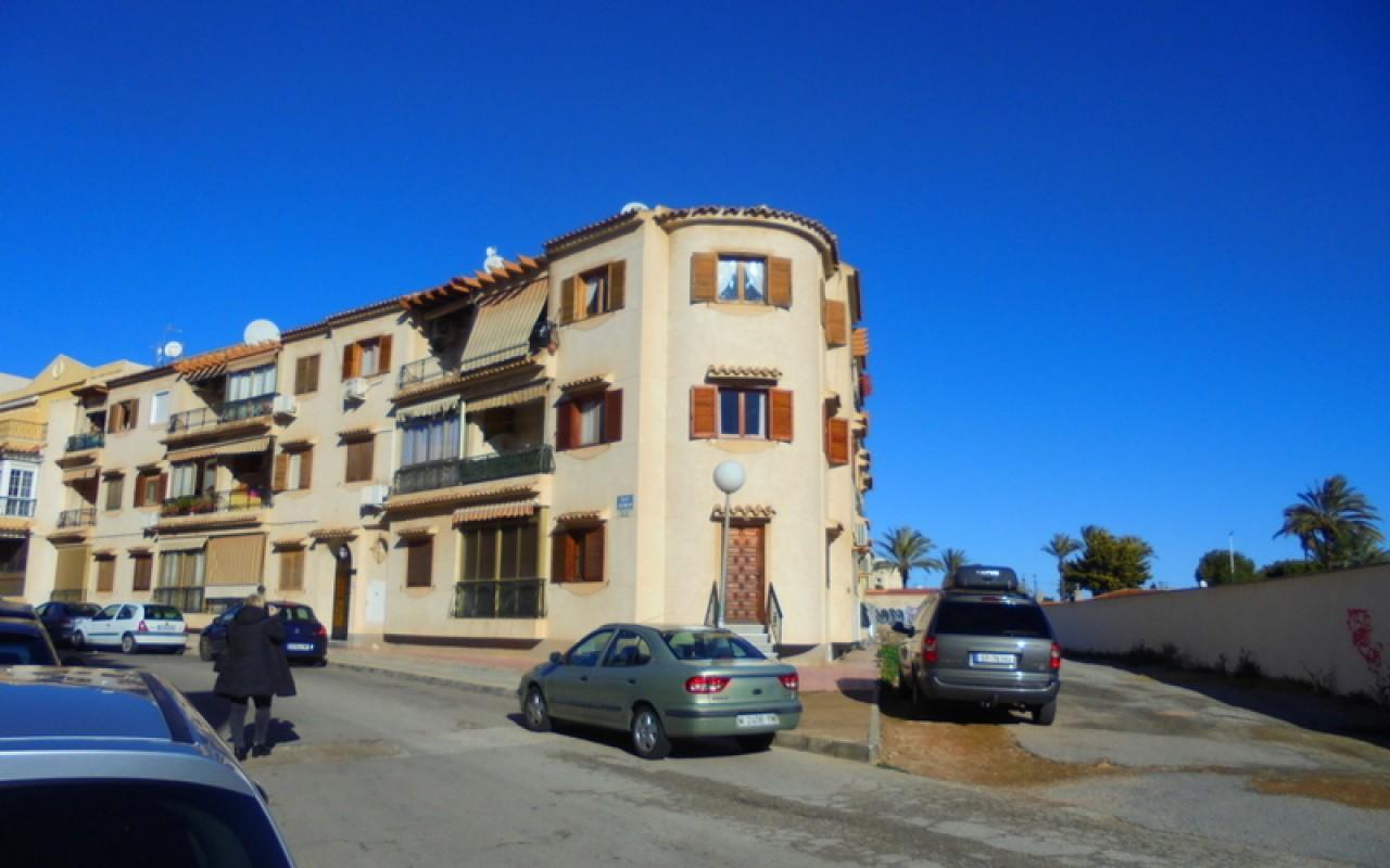 Квартира с 2мя комнатами в новой Торревьехе 49.000 евро