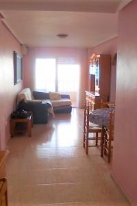 Apartamento casi nuevo 1 dorm. a 100 m de la playa los locos