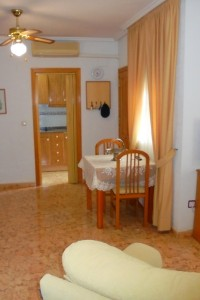 Apartment 2 bed whith the private  garden and pool in Torrevieja