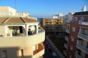 Atico en Torrevieja 2 dorm a 100m de la playa del Cura