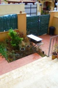 Bungalow bajo  altos de la Bahia Torrevieja Aguas Nuevas