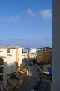 Apartment with pool in Campoamor 3 bad, 2 bath  and parking place
