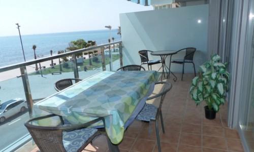 Апартаменты с видом на море в Торревьехе с 3мя спальнями.