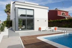 Nuevas Villa En Mar Menor Murcia