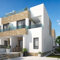 Maison mitoyenne à Orihuela-Costa Villamartin 198.000€