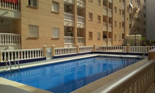 Апартаменты с одной спальней в центре Торревьехи за 58000€