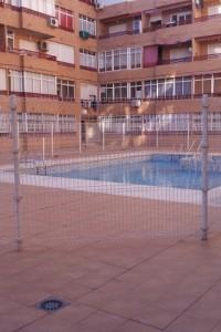 Apartamento con piscina en Torrevieja 1 dorm por 46.000€