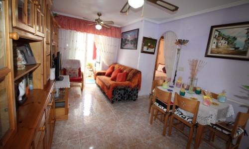 Квартира в Торревьехе  с 2мя спальнями в здании с бассейном всего за 59000 веро
