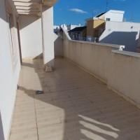 Penthouse à Torrevieja à  200m de la plage Naufragos