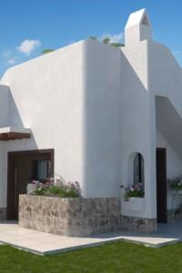 Detached Villa Fina on 313 sqm plot for 227.000€